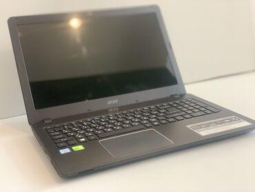 """Ноутбук Acer Aspire F 15 F5-573G-74NG - 15.6""""   состояние нового ноутб"""