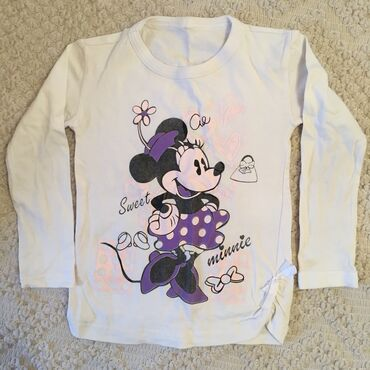 Paket odeće - Pirot: Bluzica+majica+helanke za 350. Moze i pojedinacno. Za 5-6 god