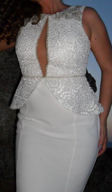 Prodajem novu svecanu belu haljinu, jako kvalitetnu, koja se ne - Kragujevac