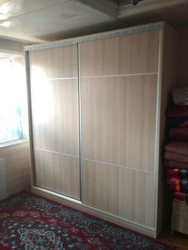Шкаф купе размер;в-2.30 ш-2м г-0.60 цена:20000 доставкой. в Бишкек