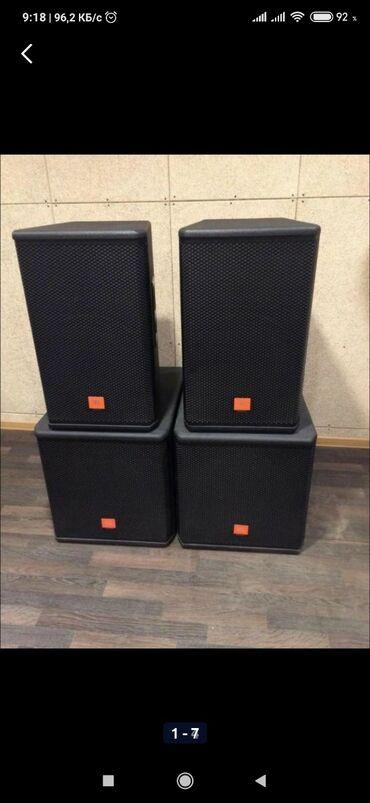 акустические системы колонка сумка в Кыргызстан: Отличный вариант для проката!!! Сможет отработать весомую часть своей