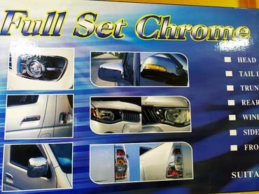 zabrat doner - Azərbaycan: Xrom hissələr Hyundai Tucson 2005-2009 olan modellərə
