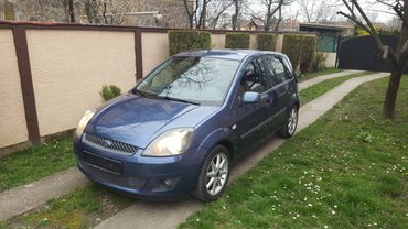 """Prodajem Ford Fiestu 2006 god.  - Novi Sad"