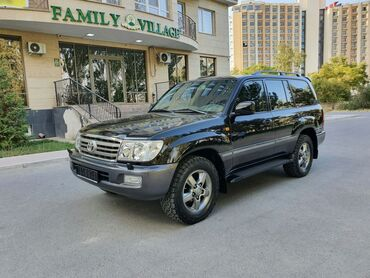 Транспорт - Лебединовка: Toyota Land Cruiser 4.2 л. 2006 | 160000 км