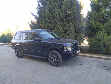 диски на внедорожник в Кыргызстан: Land Rover Range Rover 4.4 л. 2003 | 330 км