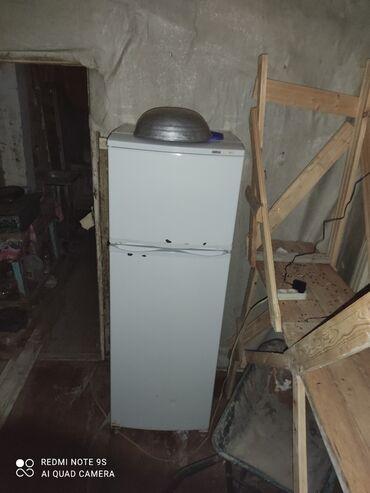 Электроника - Сиазань: На запчасти Двухкамерный Белый холодильник Atlant