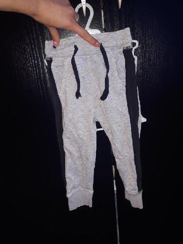 Ostala dečija odeća   Prokuplje: HM trenerke bez oštećenja. Za uzrast do godinu dana