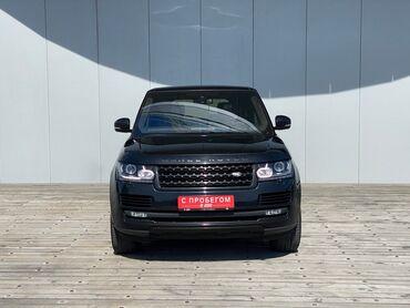 Land Rover в Бишкек: Land Rover Range Rover 5 л. 2016   121537 км