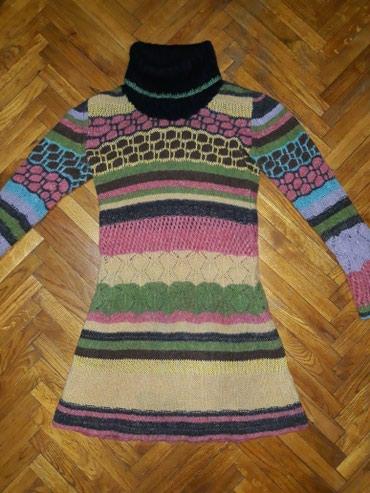 Haljina, dzemper, tunika. Predivna haljina od trikotaze, veliki - Belgrade