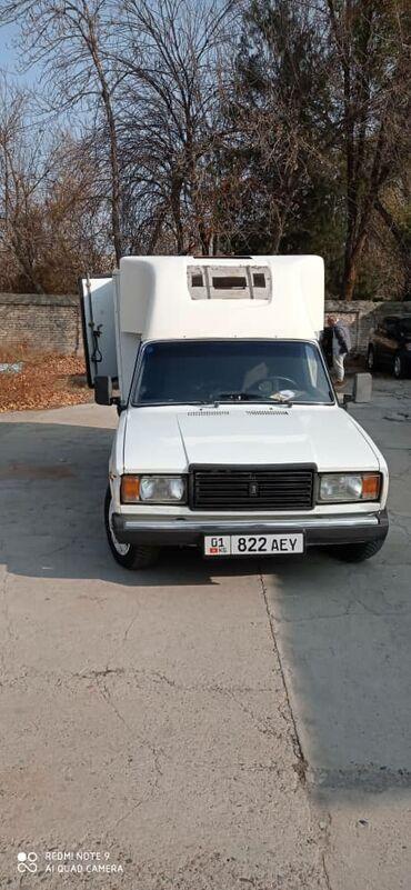 Перевозка рефрижератором - Кыргызстан: ВИС 2345 РЕФ TermoKing (0 +4). Идеально подходит для перевозки