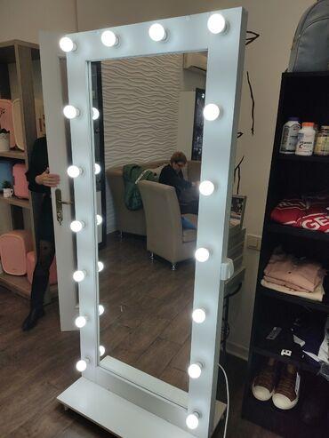 Декор для дома - Кыргызстан: Зеркала с подсветкойресепшн столы зеркала передвижные инвентари для