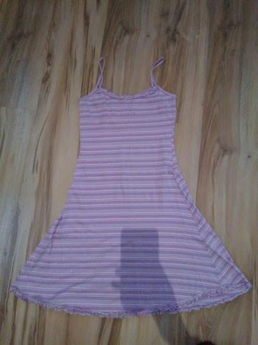 Za decu | Kragujevac: Za devojčicu 13-14 god. Pamučna haljinica i tri majice 700 din