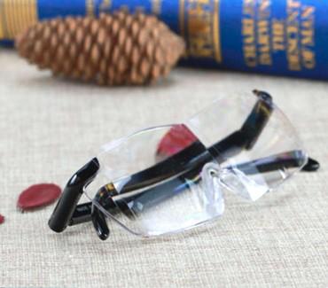 Bunda-nerc-nozice-sa-kapuljacom-izgleda-uzivo - Srbija: Nova lupa u obliku naočara uveličava 160 %, znači 1 cm izgleda kao da