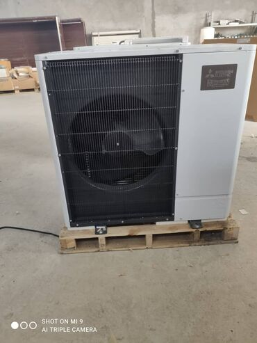 Тепловой насос Mitsubishi PUHZ-SHW112YAAМощность охлаждения, кВт 10