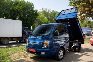 Портер такси,Вывоз мусора до 1500 тонн