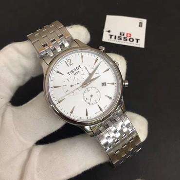 Bakı şəhərində Kişi Gümüşü Klassik Qol saatları Tissot