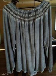Tunika univerzalne velicine, kupljena u grckoj, nenosena - Svilajnac