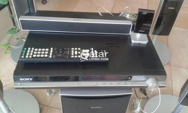 Продаю домашний кинотеатр Sony 5.1 DAV-DZ850KW (тыльные колонки