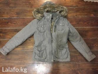 Теплая куртка б/у 400 с. в Бишкек
