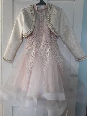вечернее платье короткие в Кыргызстан: Вечернее платье, размер 42, короткое, один раз одевали, платье 5000