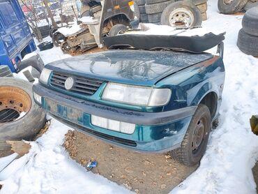 запчасти volkswagen transporter t4 в Кыргызстан: Звонить до 21:00 !!! Запчасти Пассат Б4 привозныеесть почти всё