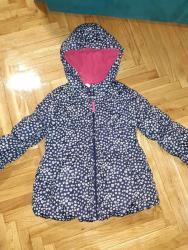 Prelepa MINOTI zimska jaknica za devojcice,vel. 110-116,pogledajte - Smederevo