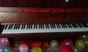 Bakı şəhərində Piano fantaziya mastagada