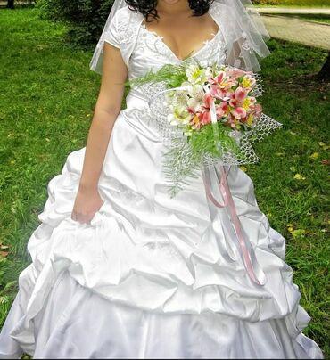 Свадебное платье для Свадьбы или для Шоурума как пример, что тут