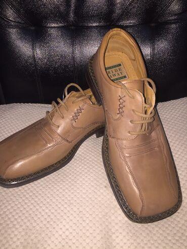 Ride Away kožne cipele, kupljene u Nemačkoj i nisu nikada korišćene