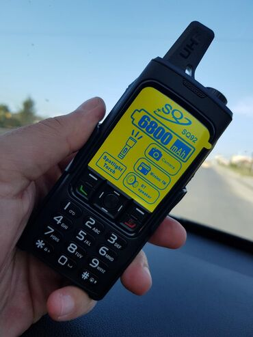 SQ 92   Qiymət - 79 AZN  Power Bank 6.800 mAh  2 sim kartlı  Kamera 2
