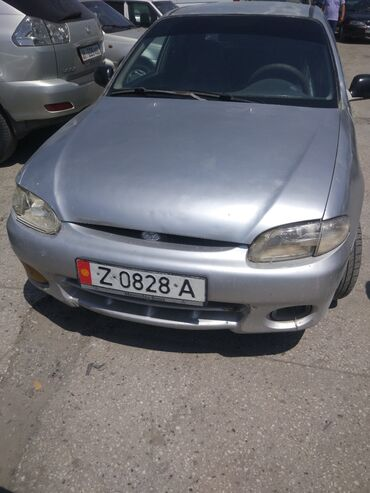 Транспорт - Араван: Hyundai Accent 1.3 л. 1997