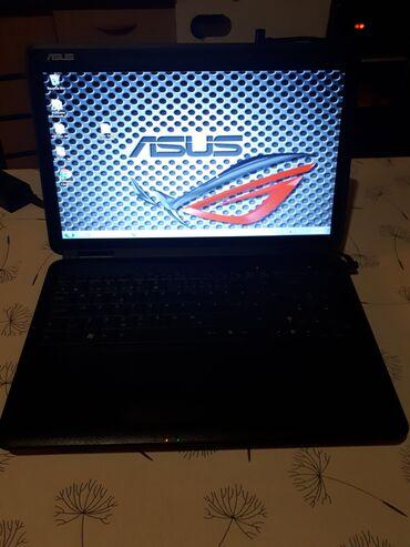 Asus K50C- Laptop u odlicnom fizickom i funkcionalnom stanju