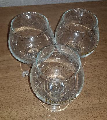 Свадебные бокалы ручная роспись - Кыргызстан: Продаю Бокалы - Hennessy 6-штук   Цена: 700 сом