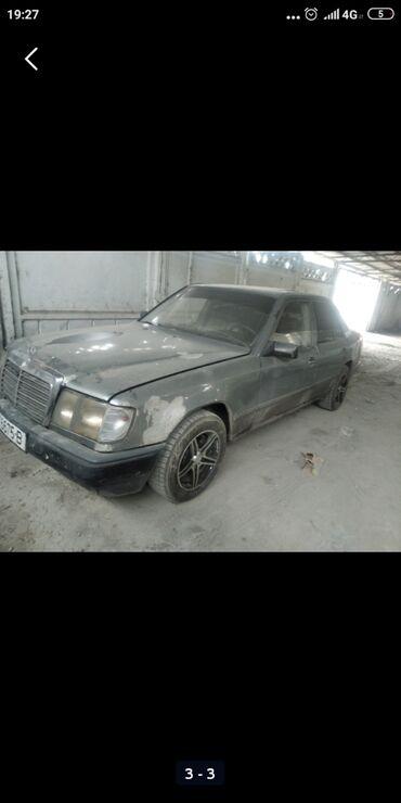 Mercedes-Benz W124 2.9 л. 1988 | 20000 км