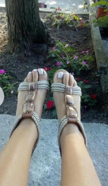 Sandale jako lepe u odlicnom stanju - Belgrade
