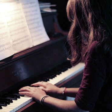 гибкое пианино в Кыргызстан: Уроки игры на фортепиано, Курсы постановки речи, Уроки вокала | С выездом на дом