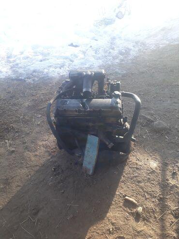 Двигатель на мерс ОМ601