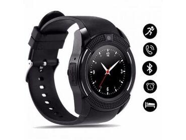 Ručni Satovi | Srbija: NOVO Smart Watch V8 pametni sat sa kamerom CENA 2100 din(crni) za