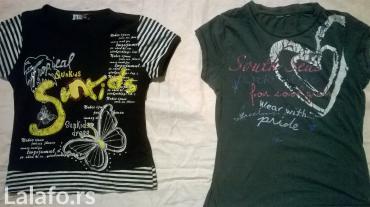 Dve vrlo lepe, prijatne i kvalitetne majice iz Nemacke . - Prokuplje