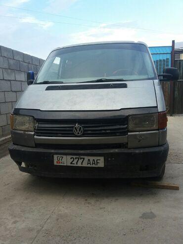 косметики в Кыргызстан: Volkswagen Transporter 2.4 л. 1993 | 11111 км