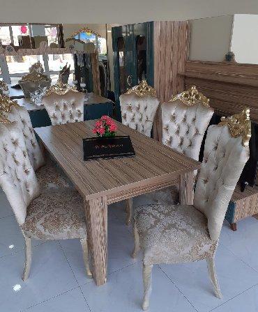 Дом и сад в Джалилабад: Комплекты столов и стульев