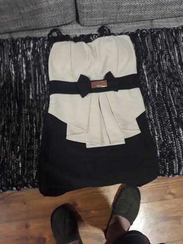 Haljine   Vrbas: Svečana mini haljina u odličnom stanjuVeličina je M/L i nošena je 3-4