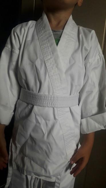 Спортивная форма в Лебединовка: Продаю Новое Кимоно для карате есть на 6 лет и на 8