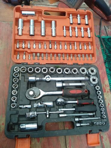 Набор ключ головки, в аренду 4.5-32 диаметр