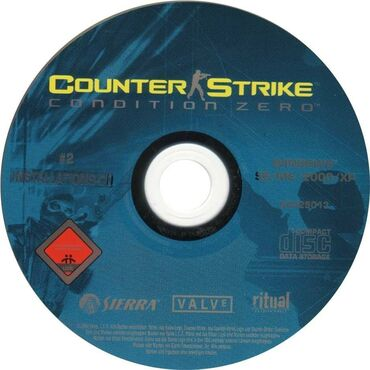 Elektronika Qubada: Ps2 Counter Strike : Condition Zero ( Ps2 CS:GO)