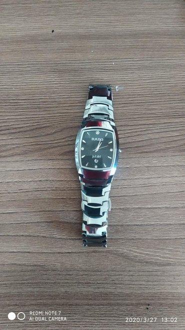 Серебристые Наручные часы Rado