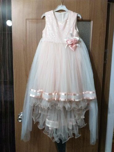 Продается нарядное платье,на 9-10 лет. Производство Турция