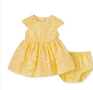 в Шопоков: Продаю красивое кружевное платье фирмы Childrens Place (США) размер