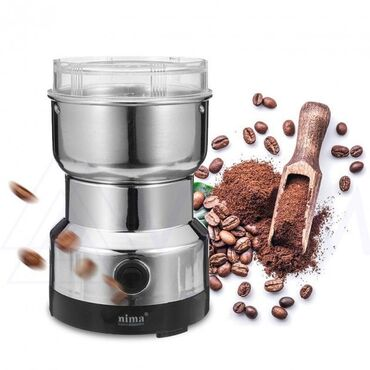 Кофемолка Nima-8300  предназначена для измельчения кофе, орехов, сухих