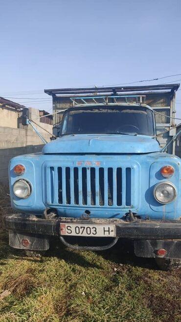 купить газ 53 самосвал бу в Кыргызстан: Продаю газ 53 на полном ходу